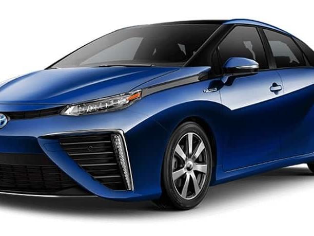 Toyota dévoile une nouvelle Toyota Mirai à l'hydrogène