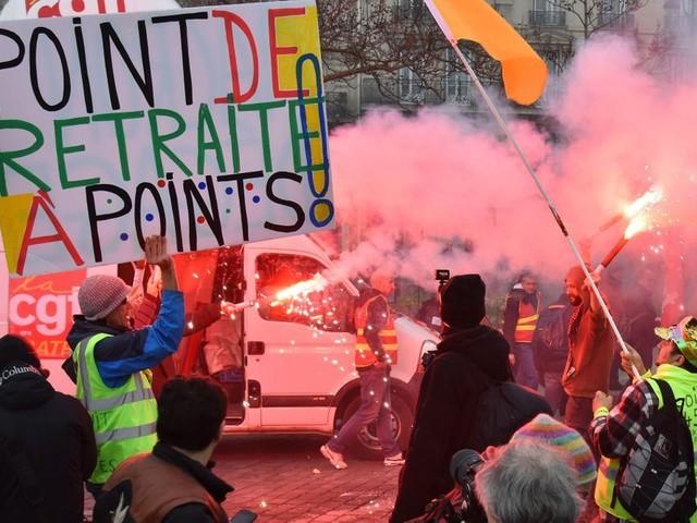 Les opposants à la réforme des retraites peinent à rassembler dans les manifestations