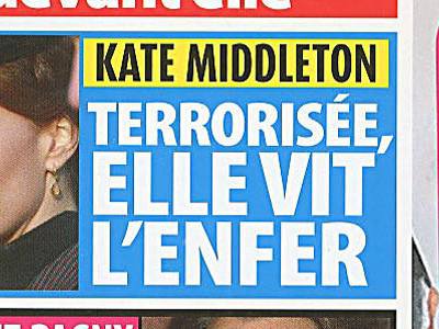 Prince William inquiet, Kate Middleton, terrorisée, elle vit l'enfer,  la raison