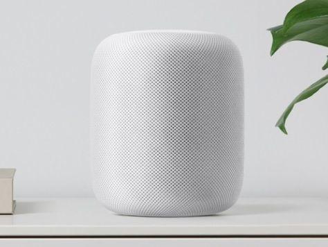 HomePod : l'enceinte connect?e d'Apple avec Siri disponible le 9 f?vrier et au printemps en France