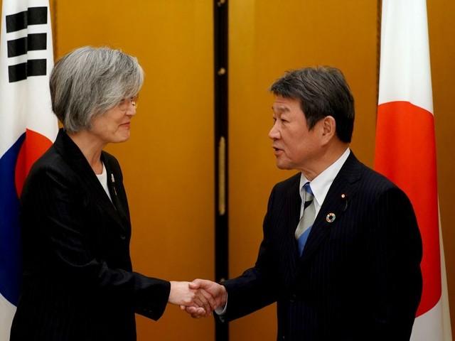 Japon et Corée du Sud annoncent la tenue d'un sommet commun