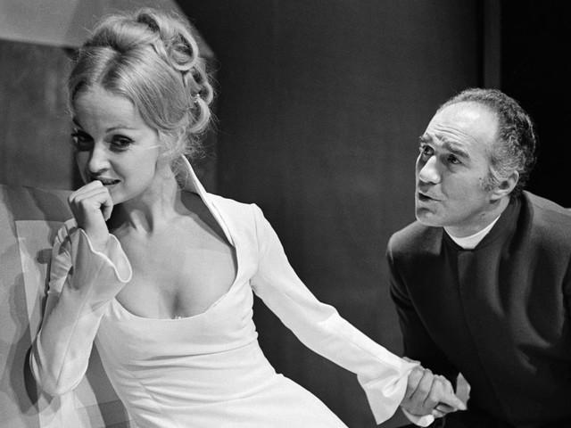 """Michel Piccoli """"irradiait"""", """"c'était une leçon"""", """"un grand papa du cinéma""""... Robin Renucci et sa troupe rendent hommage à l'acteur disparu"""