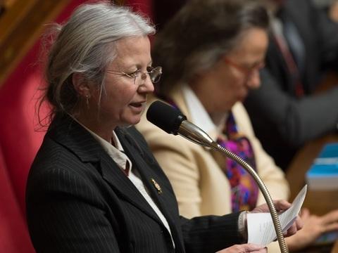 LREM met une «dernière» fois en garde sa députée Agnès Thill