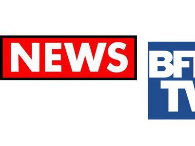 Les audiences de CNews dépassent pour la première fois celles de BFM TV