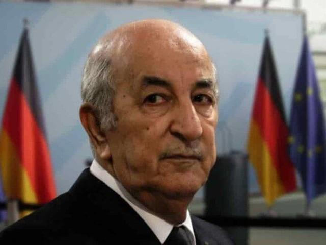 Le président algérien s'emporte contre le Maroc