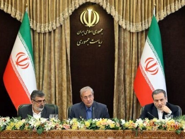 L'Iran va bel et bien enrichir de l'uranium à un niveau interdit