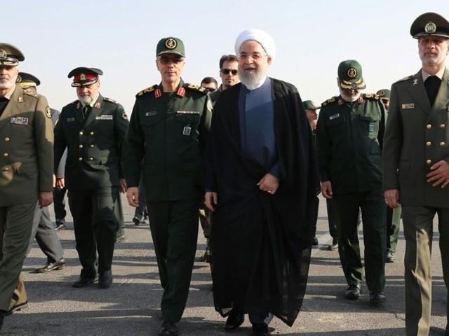 Golfe: contre les forces étrangères, l'Iran plaide pour un projet de sécurité régionale