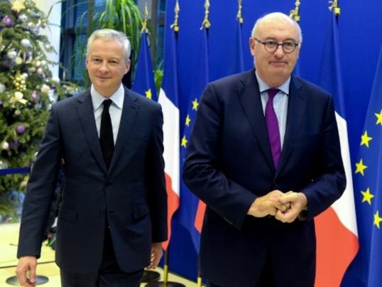 """Numérique: Paris et Washington se donnent """"15 jours"""" pour trouver un compromis à l'OCDE"""