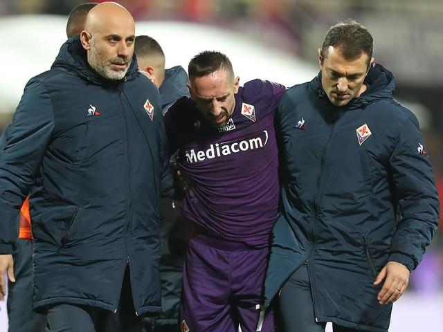 Dix semaines d'absence pour Ribéry, opéré de la cheville