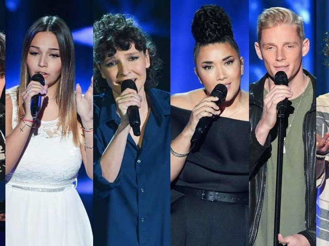 "REVIVEZ - ""The Voice All Stars"" : Louis Delort, Manon, Anne Sila, Amalya, Terence et MB14 filent en finale"