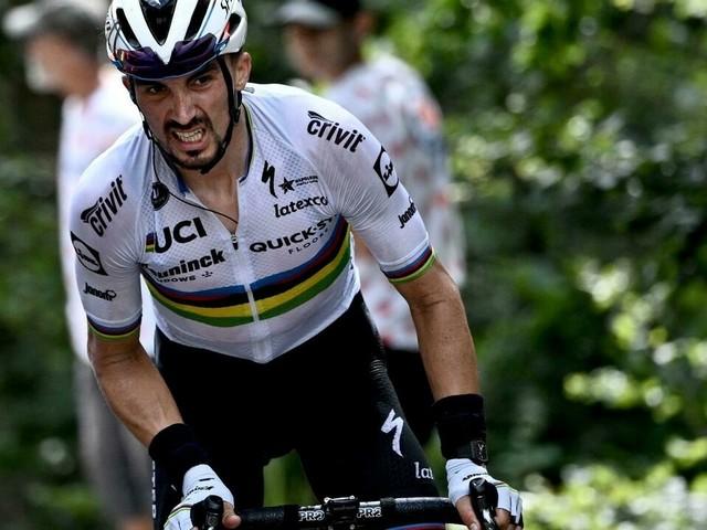 Mondiaux de cyclisme: Alaphilippe promet une course offensive