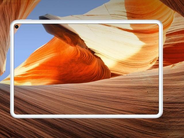 Huawei présente la MatePad Pro, la première tablette Android avec un trou dans l'écran