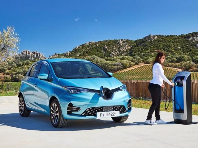 Renault relance sa Zoé électrique... qui perd de l'argent