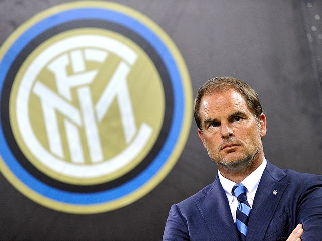 De Boer charge l'Inter