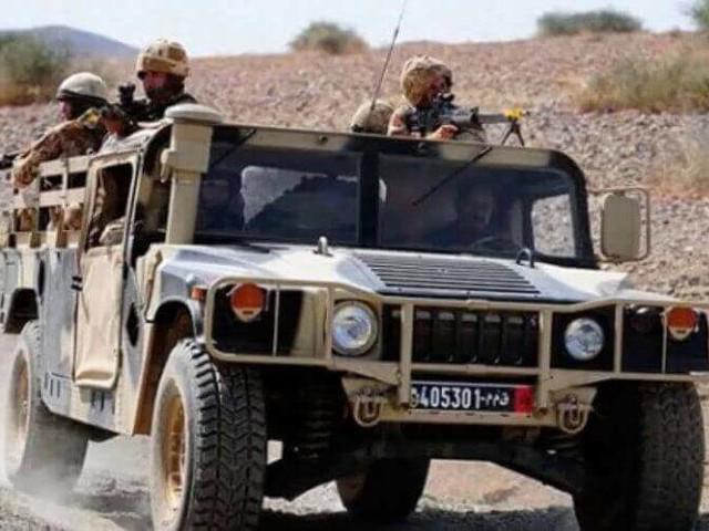 Coups de feu à la frontière marocaine