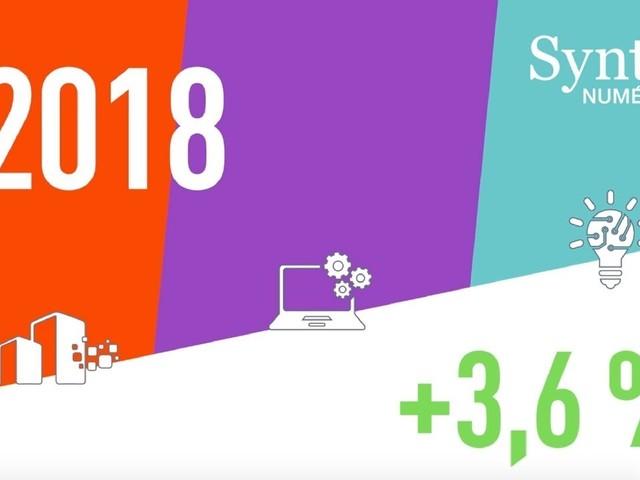 Secteur numérique : le bilan 2017 et les prévisions 2018 en France