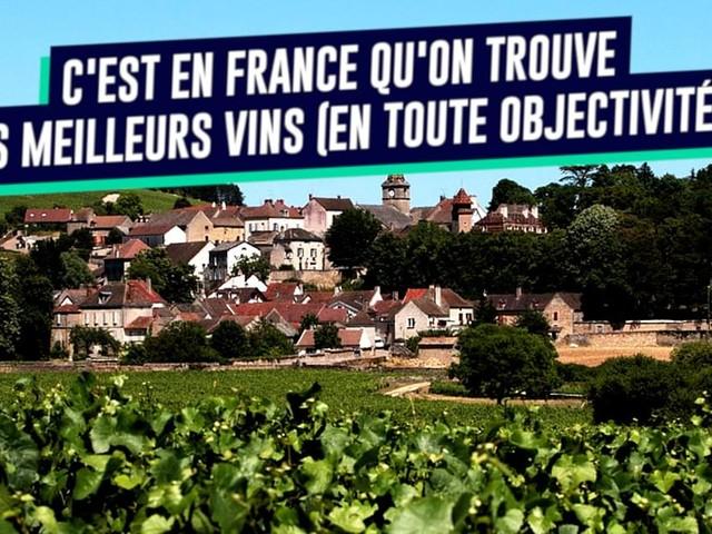 Top 10 des meilleurs pays producteurs de vin, à la vôtre