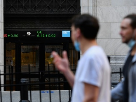 Wall Street stable au lendemaind'une chute