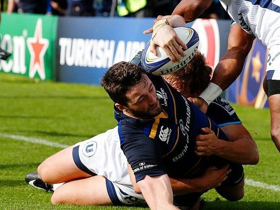 Rugby - CE - Champions Cup (2e journée) : Le Leinster l'emporte avec bonus à Glasgow