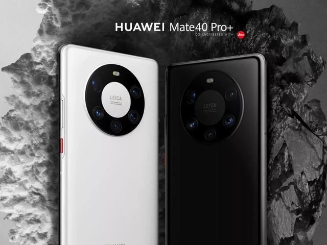 Huawei lance le Mate 40 Pro et Mate 40 Pro+, deux fleurons