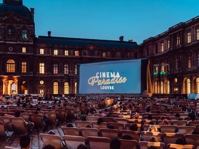 Concours : Gagnez les dernières places pour le Festival Cinéma Paradiso Louvre