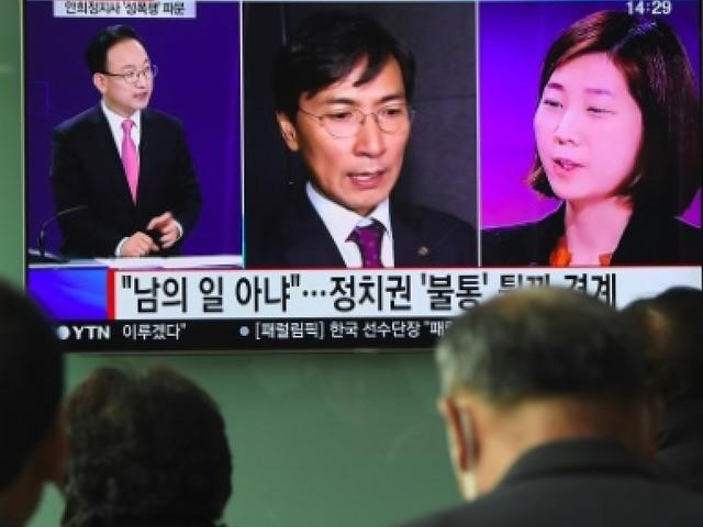 Corée du Sud: un politique influent démissionne après des accusations de viol