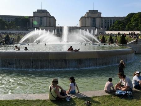 Attention danger ! Le mercure flirte avec les 40°C presque partout France