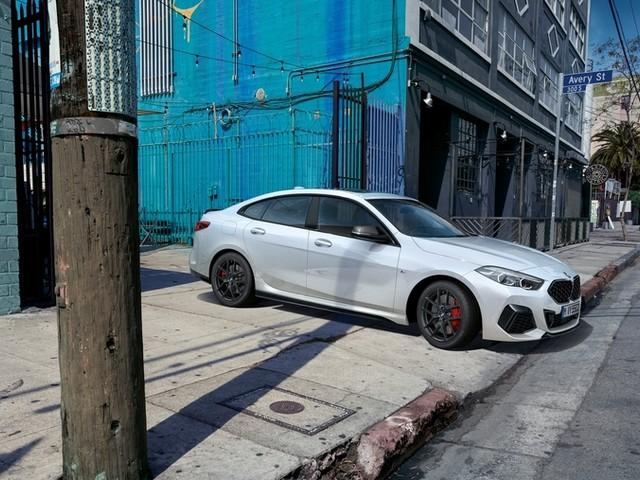 BMW Série 2 Gran Coupé : avec des pièces M Performance