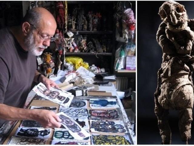 Artistes à l'oeuvre (4/4) : Face à la mort, une énergie nouvelle