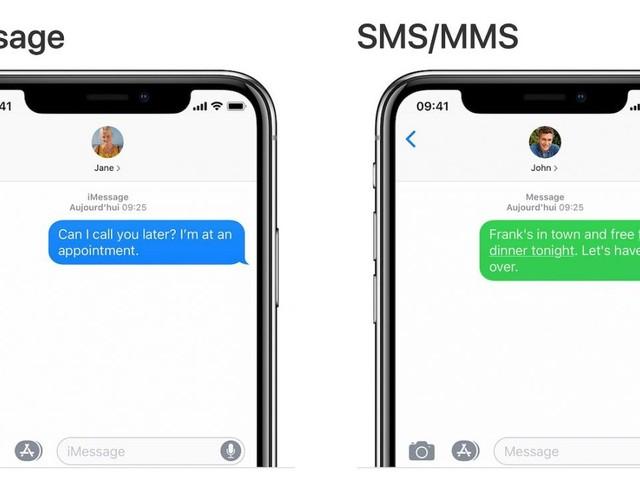 iMessage et bulles bleues : Samsung se moque des utilisateurs d'Apple avec des GIF