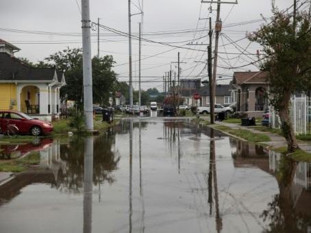 La Nouvelle-Orléans menacée par la tempête tropicale Barry