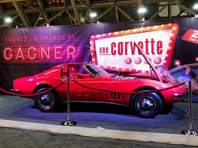 Projet Corvette 1968 : depuis le temps qu'on vous en parle…