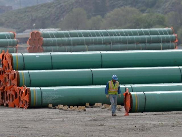 Le Canada annonce l'agrandissement de l'oléoduc controversé TransMountain
