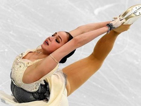Euro de patinage artistique: la Russe Alina Zagitova aux commandes après le court