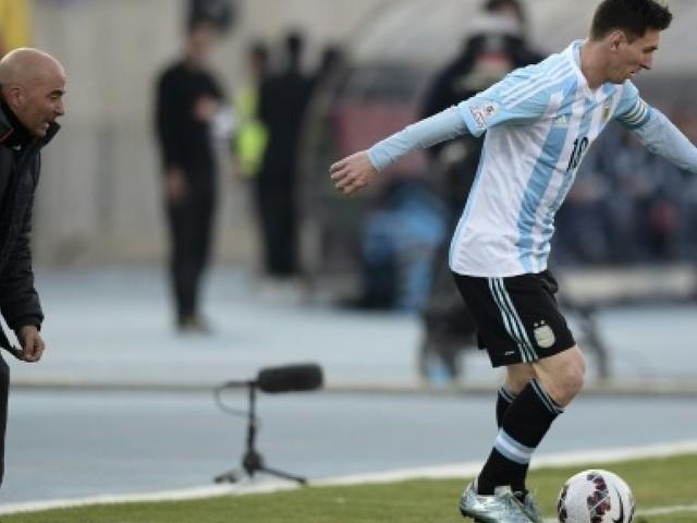 Sampaoli, disciple de Bielsa, nouveau sélectionneur pour Messi et l'Argentine