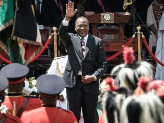 Kenyatta, l'héritier multi-millionnaire face au défi de la réconciliation