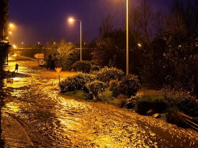 Tempête Gloria : 1 500 habitants évacués dans les Pyrénées-Orientales, 23 000 foyers toujours privés d'électricité