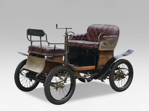 Rétromobile 2019 : le musée national de la voiture de Compiègne avec quelques perles rares