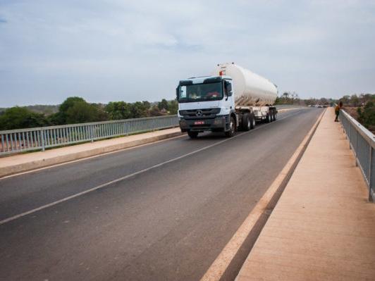 La construction du corridor Bamako-Nouakchott s'étendra sur une longueur de 70,93 km