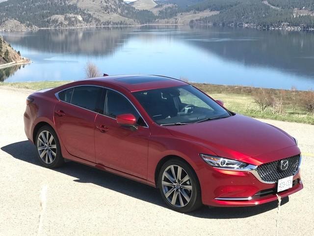 Mazda6 2018 : nouvelle et plus haut de gamme