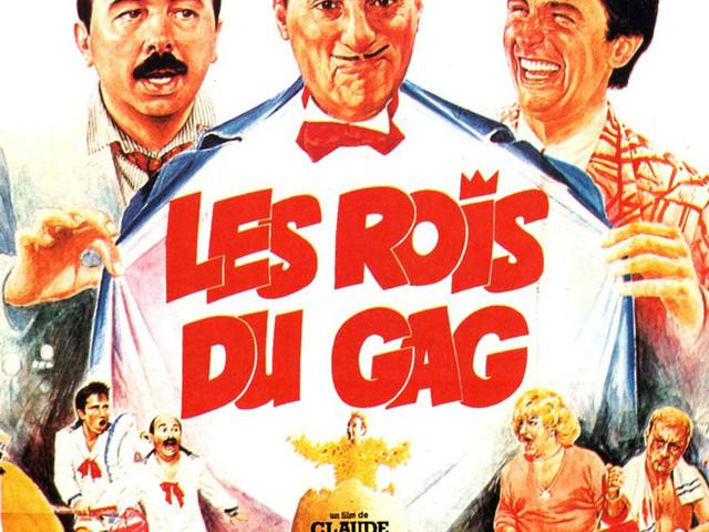 Film moto : Les Rois du Gag
