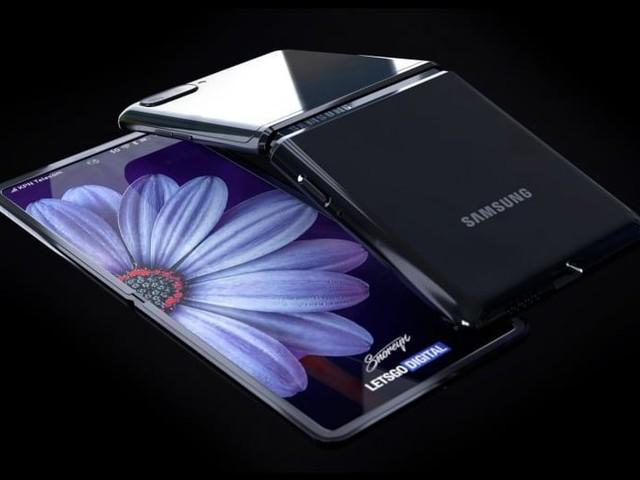 Galaxy Z Flip : il serait 2 fois moins cher que le Galaxy Fold !