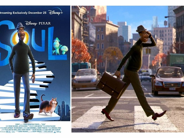 Soul, le nouveau film de Pixar, en exclusivité sur Disney+