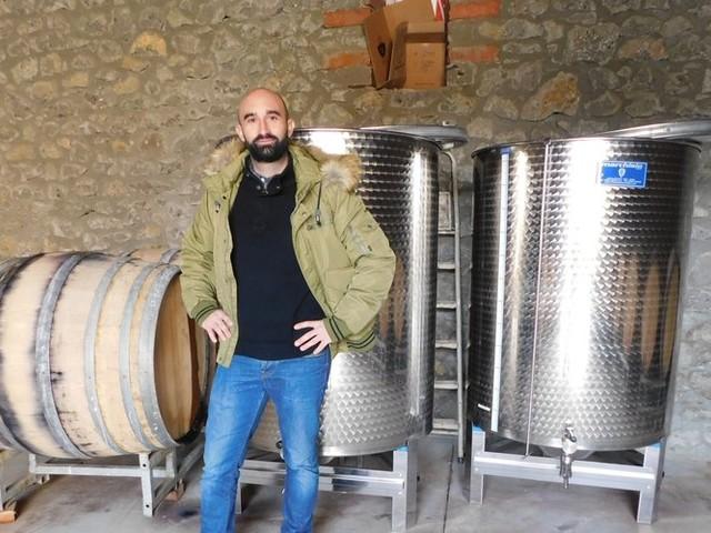 Frédéric Garrabou, un vigneron de Gardie vers les sommets