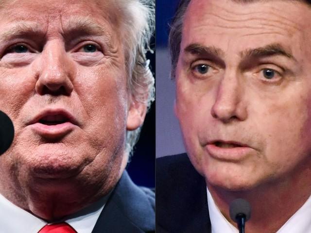 Brésil: Bolsonaro en visite aux Etats-Unis pour rencontrer son allié Trump