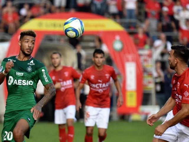 Coupe de la Ligue : l'ASSE ira à Nîmes