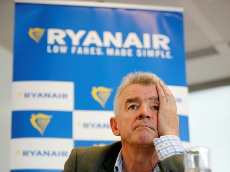 GB: grève de pilotes de Ryanair qui maintient ses vols