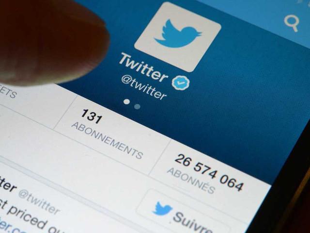 """Des comptes douteux sur Twitter ne seront plus comptabilisés comme """"followers"""""""