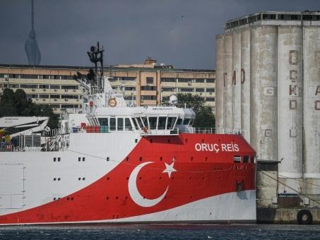 Le navire turc en Méditerranée, au cœur de tensions avec la Grèce, est rentré au port