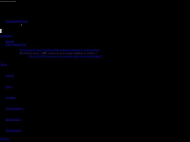 #ELLEDécoCrush : H&M Home lance sa première collection de mobilier !